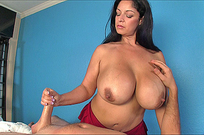 Spurt On My Boobs Boy at ClubTug.com