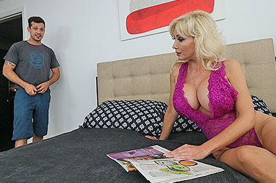 Reluctant Cock Milking - Victoria Lobov at ClubTug.com