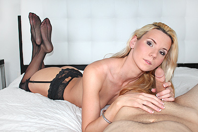 Shzanna East: Pulsating POV at ClubTug.com