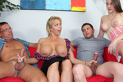 Unorthodox Step-Mom at ClubTug.com