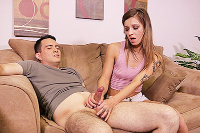 Avery Moon: Cum Crazed and Jealous at FinishHim.com