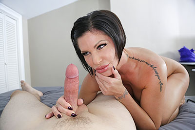 Shay Fox: Step Moms MIlking at FinishHim.com