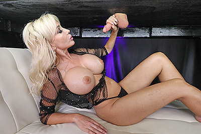 Doused with Warm White Cum - Victoria Lobov at MYLKED.com