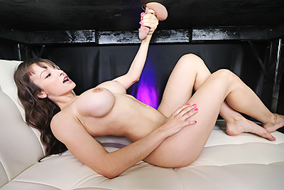 Lexi Luna: Tits Got Glazed  at MYLKED.com