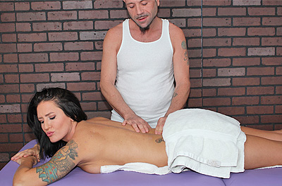 Sweet Release at MeanMassage.com