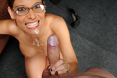 Cum Crazed Mom at Over40HandJobs.com