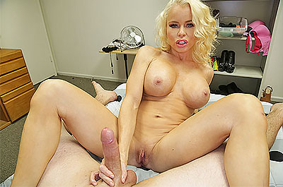 Nikki Delano: Dont Tell Your Dad at Over40HandJobs.com