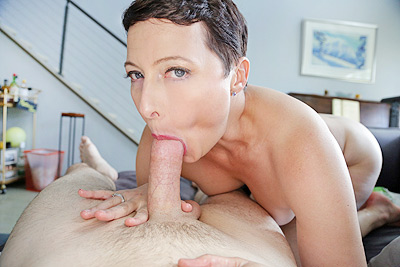 Kali Karirena: Step-Mom Surprise at Over40HandJobs.com