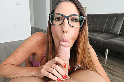 Dava Foxxx loves cock tease at TeasePOV.com
