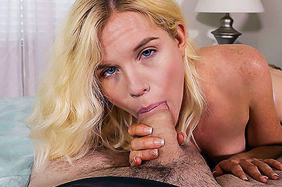 "Nikki Sweets: ""I love the taste of your cock"" at TeasePOV.com"